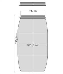 bidonsegara-envases-bombona-plastico-tapa-abierta-tipo-ballesta-esquema